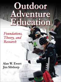 Outdoor Adventure Education : Foundations, Theory, and Research