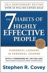 The 7 Habits of Highly Effective People : Powerful Lessons in Personal Change (25 ANV)