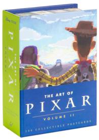 The Art of Pixar : 100 Collectible Postcards (POS)
