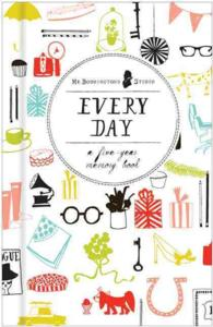 Every Day : A five-year memory book
