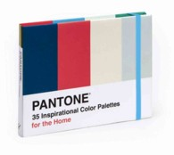Pantone - 35 Inspirational Color Palettes for the Home (Pantone Deck) (CRDS)