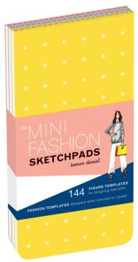 The Mini Fashion Sketchpads (NTB)