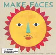 Make Faces : Doodle and Sticker Book with 52 Faces + 6 Sticker Sheets (ACT SPI)