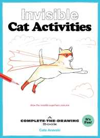 Invisible Cat Activities : A Complete-the-Drawing Book (ACT CSM)
