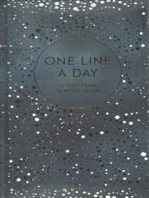 Celestial One Line a Day (GJR)