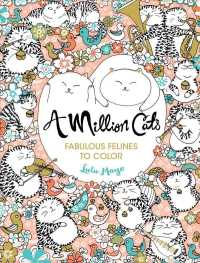 A Million Cats : Fabulous Felines to Color (CLR CSM)