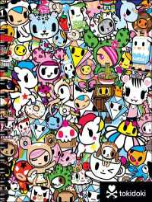 Tokidoki Sketchbook (NTB SPI)