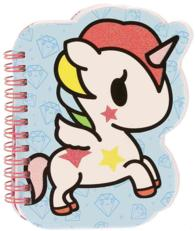 Tokidoki Die Cut Notebook (NTB SPI)