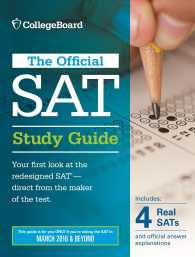 The Official SAT (Official Study Guide for the New Sat) (STG)