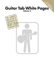 Guitar Tab White Pages <4>