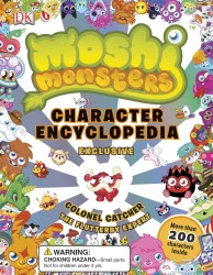 Moshi Monsters : Character Encyclopedia (HAR/TOY)