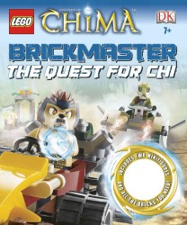 Lego Legends of Chima Brickmaster : The Quest for Chi (ACT INA NO)