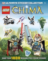 LEGO Legends of Chima (Ultimate Sticker Collection)
