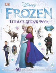 DISNEY Frozen : Ultimate Sticker Book (NOV STK)