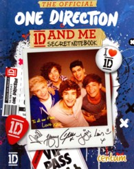 The Official One Direction and Me Secret Notebook