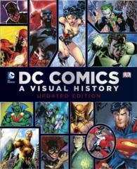 DC Comics : A Visual Chronicle (SLP UPD)