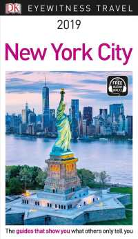 DK Eyewitness 2019 New York City (Dk Eyewitness Travel Guides New York City) (FOL PAP/MA)