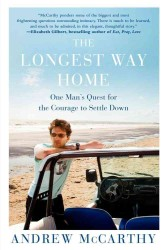Longest Way Home : One Man's Quest for the Courage to Settle Down -- Paperback