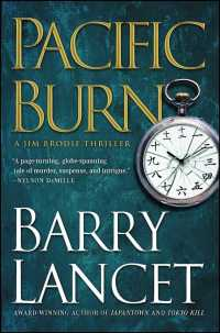 Pacific Burn (Jim Brodie Thrillers) (Reprint)