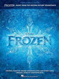Frozen : Music from the Motion Picture Soundtrack (Piano, Vocal, Guitar Songbook)