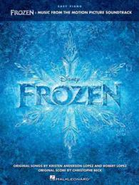 Frozen : Music from the Motion Picture Soundtrack (Easy Piano Songbook)