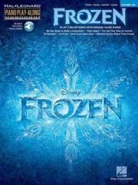 Frozen : Piano/Vocal/Guitar-Audio (Hal Leonard Piano Play-along) (PAP/PSC)