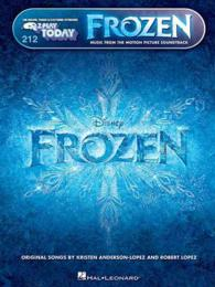 Frozen : Music from the Motion Picture Soundtrack (E-z Play Today)