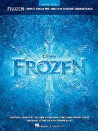 Frozen : Music from the Motion Picture Soundtrack: Piano Solo