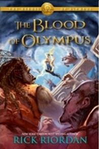 The Blood of Olympus ( Heroes of Olympus 5 ) (INTERNATIONAL)