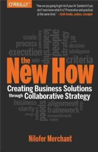 The New How : Building Business Solutions through Collaborative Strategy