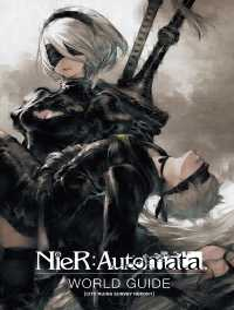 NieR:Automata World Guide : City Ruins Survey Report