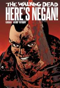 Walking Dead Heres Negan Kinokuniya Exc Var HC