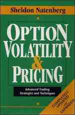Option Volatility & Pricing : Advanced Trading Strategies and Techniques (UPD SUB)