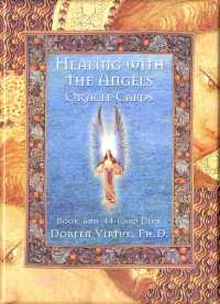 Healing with the Angels Oracle Cards (CRDS/BKLT)