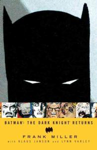 Batman : The Dark Knight Returns (Batman) (10 ANV)