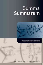 Summa Summarum (Cms Treatises in Mathematics)