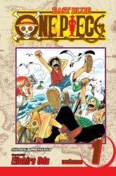 One Piece 1 : Romance Dawn (One Piece (Graphic Novels)) <1>