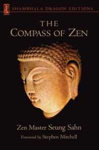 The Compass of Zen : Zen Master Seung Sahn (Shambhala Dragon Editions)