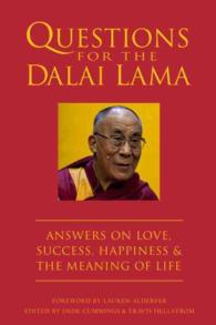 Questions for the Dalai Lama : Answers on Love, Success, Happiness, & the Meaning of Life (Little Book. Big Idea.)