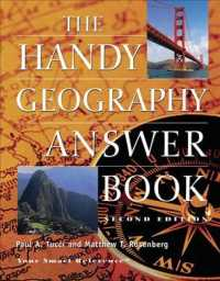 The Handy Geography Answer Book (The Handy Answer Book Series) (2ND)
