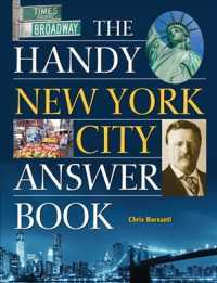 The Handy New York City Answer Book (Handy Answers)