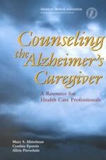 �N���b�N����ƁuCounseling the Alzheimer's Caregiver : A Resource for Health Care Professionals�v�̏ڍ׏��y�[�W�ֈړ����܂�