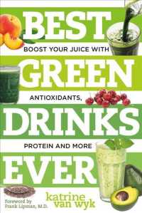 Best Green Drinks Ever : Boost Your Juice with Antioxidants, Protein and More