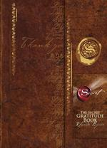 The Secret Gratitude Book (CSM JOU NO)