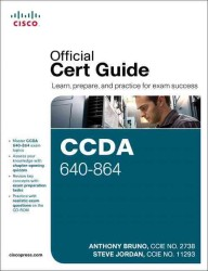 CCDA 640-864 : Official Cert Guide (Official Cert Guide) (4 HAR/CDR)