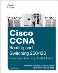 Cisco CCNA Routing and Switching 200-120 Foundation Learning Guide Library (2-Volume Set) (BOX)
