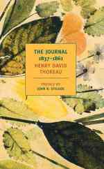 The Journal 1837-1861 (New York Review Books Classics) (Original)