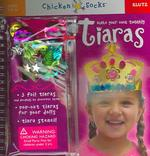 Make Your Own Twinkly Tiaras (Chicken Socks)