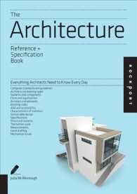 The Architecture Reference & Specification Book : Everything Architects Need to Know Every Day