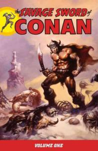 The Savage Sword of Conan (Conan) (Reprint)